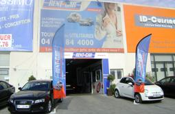 Location de voiture à AUBAGNE - Rent A Car