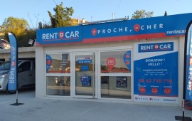 Location de voiture LA CIOTAT - GARE chez Rent A Car.