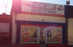 Location voiture et utilitaire Pertuis - Rent A Car.