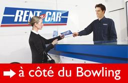 Location de voiture Marseille la Valentine chez Rent A Car