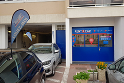 Location de voiture à MARSEILLE CATALANS - Rent a Car