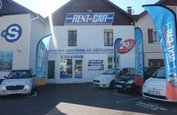 Location voiture et utilitaire Remiremont - Rent A Car.