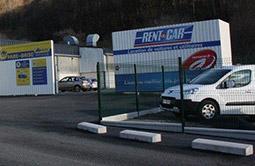Location voiture et utilitaire à Aurillac - Rent A Car.