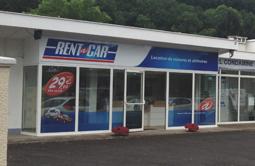 Location voiture à Saint-Flour chez Rent A Car.