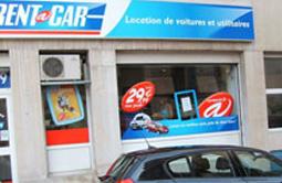 Location voiture à Nice Gare chez Rent A Car