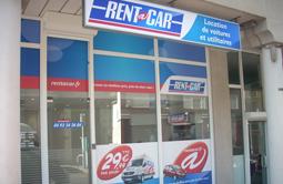 Location voiture à Antibes Gare chez Rent A Car