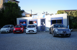 Location de voitures et d'utilitaires aéroport Nice Côte d'Azur