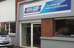 Location voiture DUNKERQUE chez Rent A Car.
