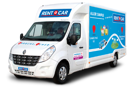 Location De Camion En Aller Simple Utilitaires Rent A Car