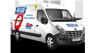 Location de camion en aller simple utilitaires rent a car - Location utilitaire limoges ...